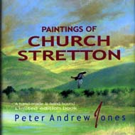 Peter Andrew Jones Paintings of Church Stretton Book