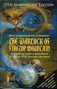 Warlock of Firetop Mountain