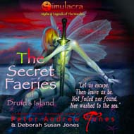Peter Andrew Jones Simulacra Secret Faeries of Druids Island Limited edition Hamdmade Book