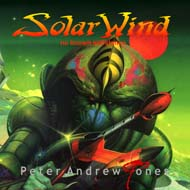 Solar Wind Book Peter Andrew Jones